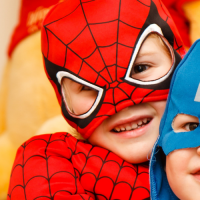 Superhero Summer Camp
