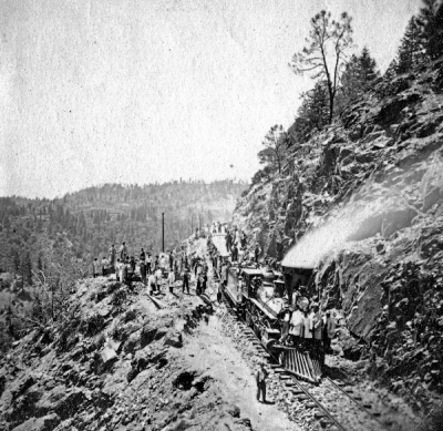 Making the Grade: California and the Transcontinen...