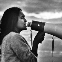 Dolores Huerta: Revolution in the Fields/Revolucion en los Campos