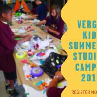 Kids Summer Studio Camps