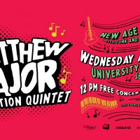 Wednesday Nooner: Matthew Major Inception Quintet