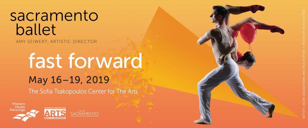 Sacramento Ballet presents Fast Forward