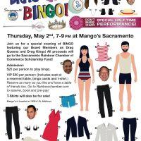 Drag Queen Bingo Benefiting Rainbow Chamber Foundation