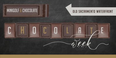 Minigolf and Chocolate