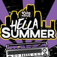 102.5 KSFM's Hella Summer