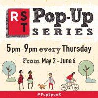 R Street Pop-Up Series