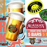 Sacramento Beer Week Kick-off Crawl