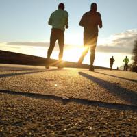 Walter F. Burnett Scholarship 5K Walk-Run