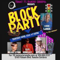 Steph Sanders' Block Party