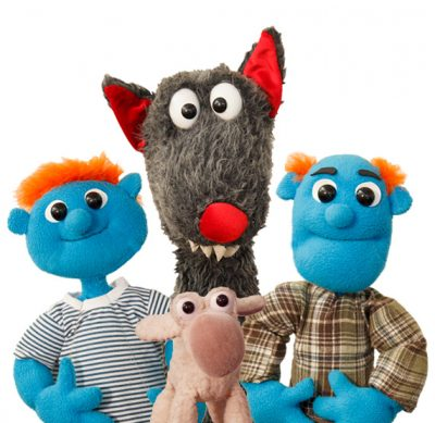Puppet Show: The Boy Who Cried Wolf