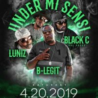 Under Mi Sensi (B-Legit, The Luniz, and Black C)