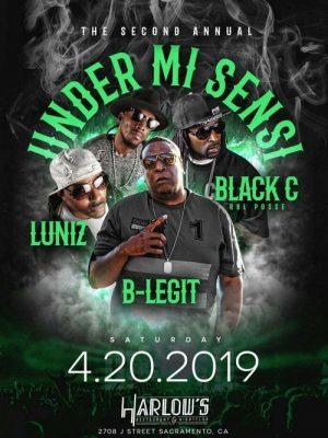 Under Mi Sensi (B-Legit, The Luniz, and Black C)