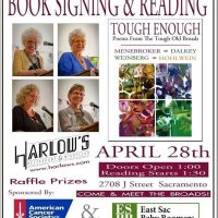 The Tough Old Broads: Book Signing and Poetry Reading