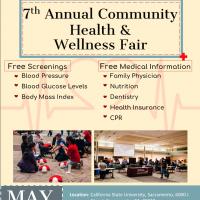 Hmong Health Alliance's Health and Wellness Fair