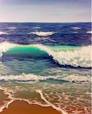 Seascapes: Acrylic Workshop
