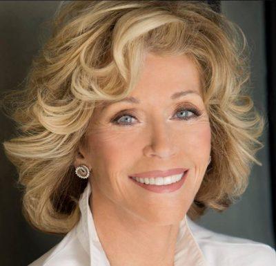 Jane Fonda (Sacramento Speaker Series)