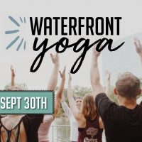 Waterfront Yoga (Mill Street Pier)