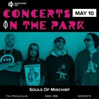Concerts in the Park: Souls of Mischief