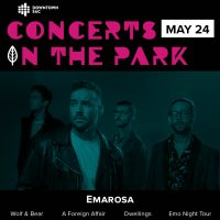 Concerts in the Park: Emarosa