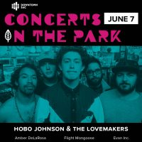 Concerts in the Park: Hobo Johnson and The Lovemakers