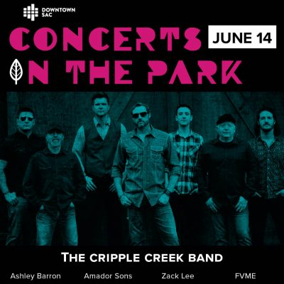 Concerts in the Park: The Cripple Creek Band