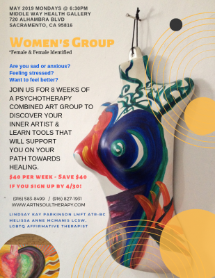 Women's Art Therapy Group