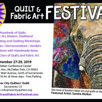 Quilt and Fabric Art Festival