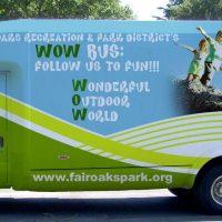 WOW Bus (Fair Oaks Park)