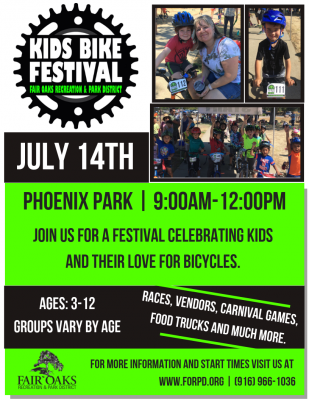 Kids Bike Festival