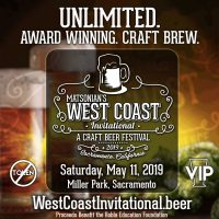 Matsonian's West Coast Invitational Beer Festival