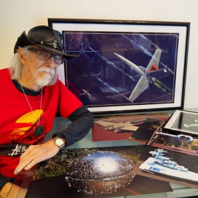 Meet and Greet: Star Wars Original Ship Creator