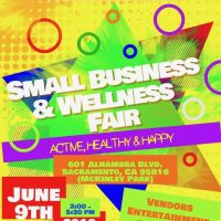 Small Business and Wellness Fair