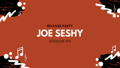 Tower Brewing Release Party: Joe Seshy