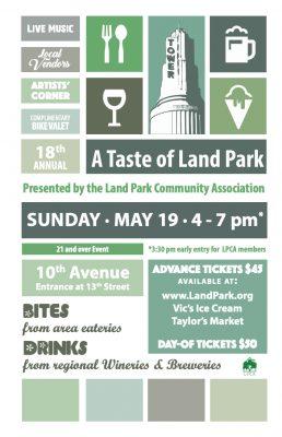 A Taste of Land Park