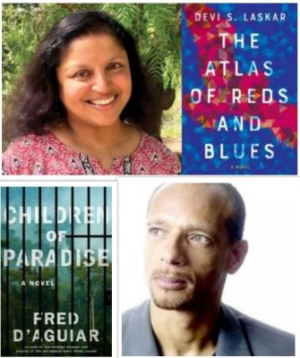 Stories on Stage: Devi Laskar and Fred D'Aguiar