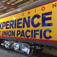 Union Pacific Rail Car Tours