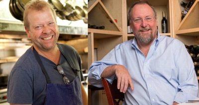 California Groundbreakers Q and A: Chefs Rick Maha...