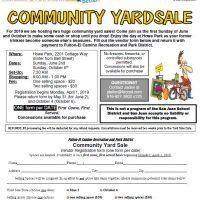 Fulton-El Camino Community Yard Sale