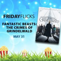Friday Flicks: Fantastic Beasts The Crimes of Grin...