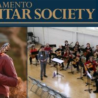 Spring Concert: Guitar Orchestra and Jack Cimo