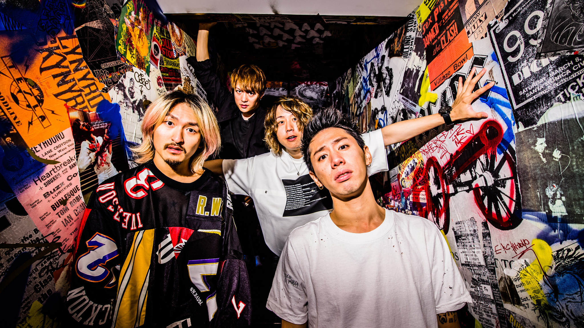 One OK Rock: Eye Of The Storm World Tour