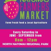 Natomas Farmers Market (June-September)