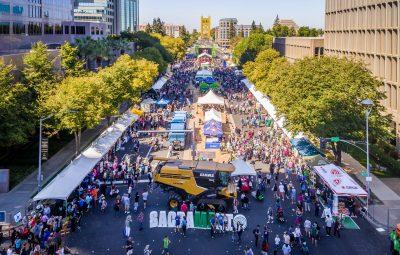 Farm-to-Fork Street Festival