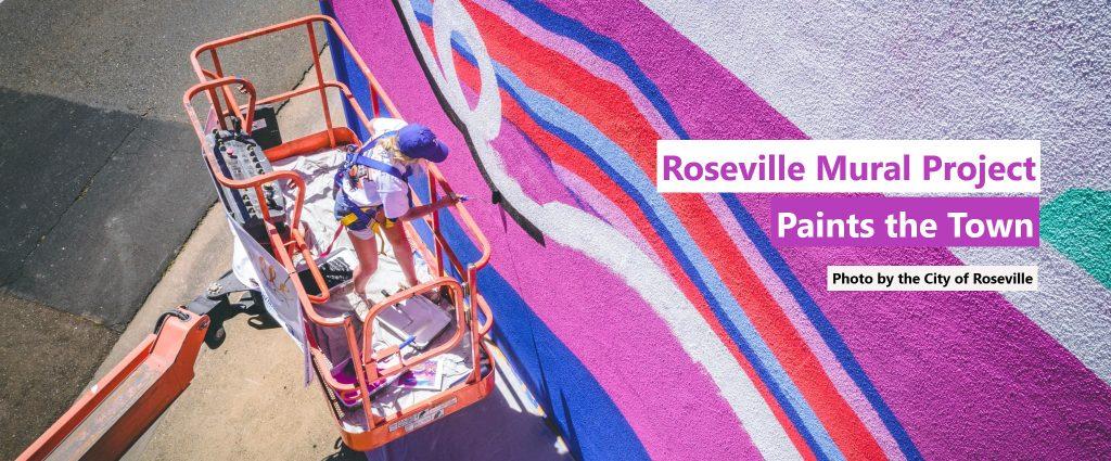 Roseville Mural Project
