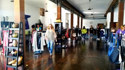 Transcendent Boutique and Artisan Gallery and Tapestry Services Coming Out Party