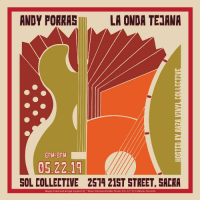La Onda Tejana: A Talk by Andy Porras