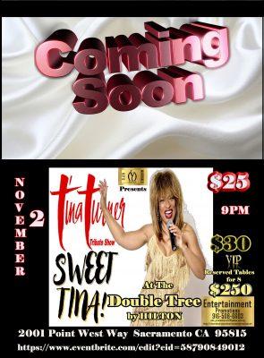 Sweet Tina: Tribute To Tina Turner
