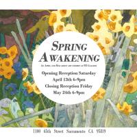 Spring Awakening Art Exhibit