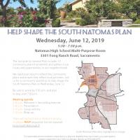 South Natomas Community Plan Meeting