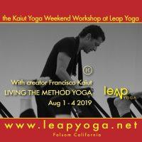 Living the Method: Kaiut Yoga Weekend Workshop